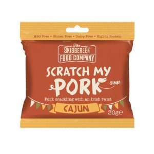 Scratch My Pork - Cajun