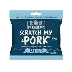 Scratch My Pork - Salted
