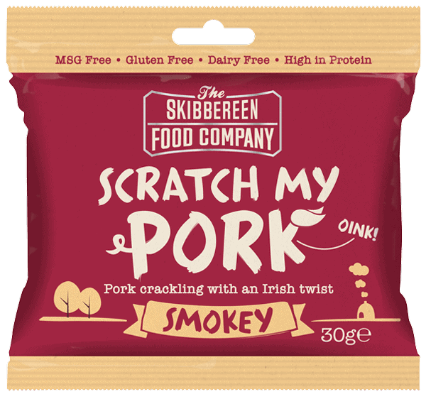 Scratch My Pork - Pork Crackling - Smokey Flavour
