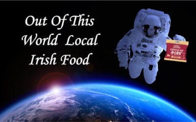 What would I Eat in Space?