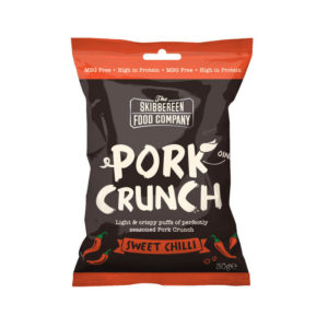 Pork Crunch Sweet Chilli - Front of packaging