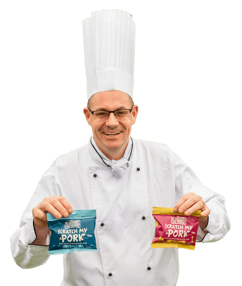 Skibbereen Food Company - Chef Matthew Brownie